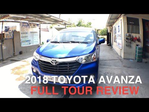 2018 Toyota Avanza 1.5G Full Tour Review