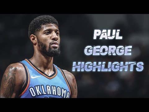 Paul George OKC Mix ᴴᴰ (2018) | 'Lean Wit Me' - Juice WRLD