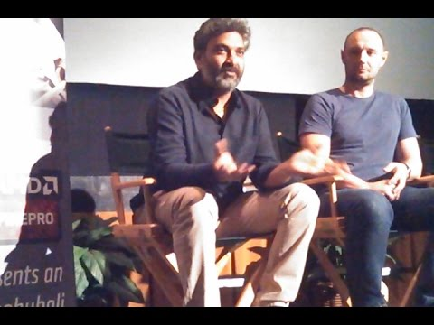 BAAHUBALI Hollywood Q&A with S.S. Rajamouli - September 17, 2015