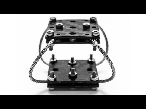 Wire Rope Vibration Isolator Testing - RCTESTFLIGHT -