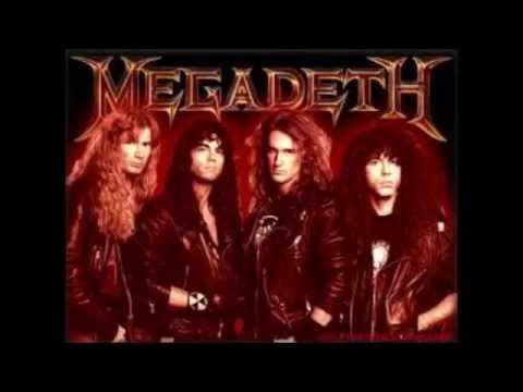 Megadeth: Take no prisoners (lyrics)
