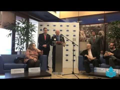 La Orden Hospitalaria de San Juan de Dios reibe el Premio Ciudadano Europeo en Madrid