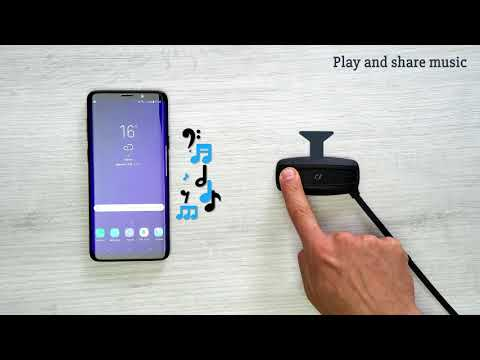 4 Interphone Shape, how to play share music