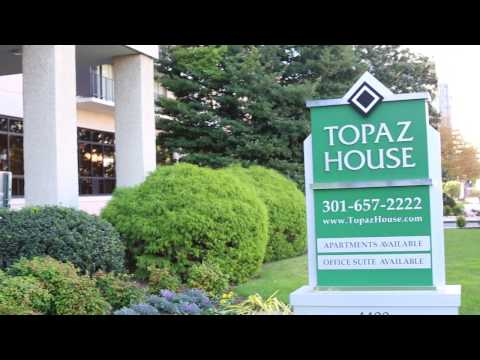 Topaz House Apartments in Downtown Bethesda, Md