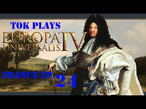 Tok plays EU4: The Cossacks - France ep. 24 - The Wars Of Religion