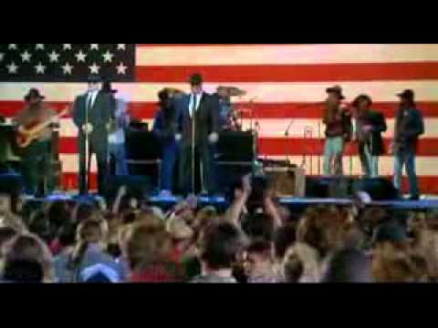 Riders In The Sky Blues Brothers 2000 flv