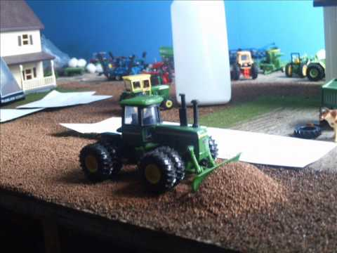 how to make a 1 64 scale farm