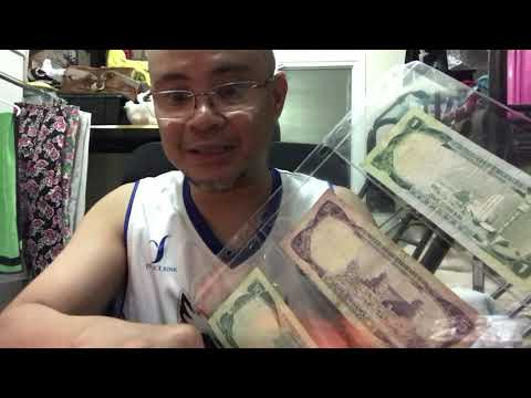 Expensive Collectables Banknotes of dubai