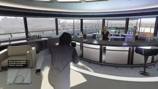Visite de mon yachts de luxe