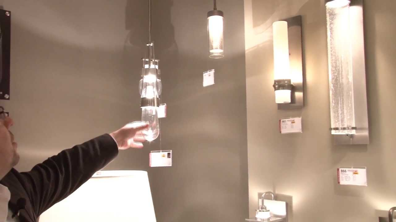 hubbardton forge new contemporary lighting 2013 lightology youtube