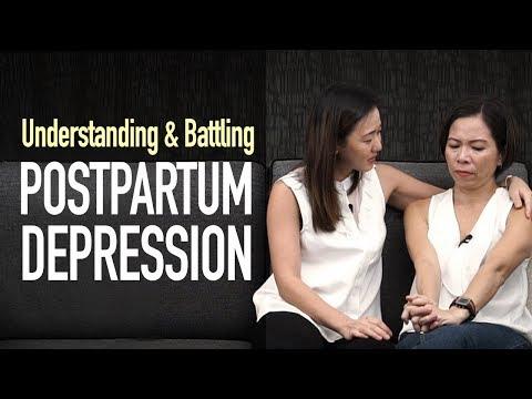 Battling Postpartum Depression & Suicide (Real Life Stories)   Joanna Soh