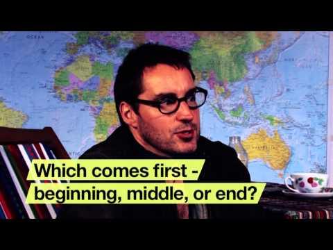 BBC Writersroom Toby Whithouse