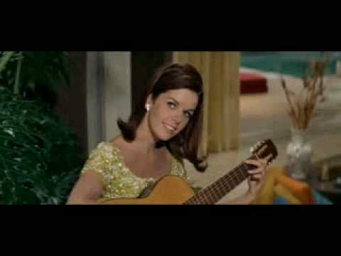Claudine Longet The Party