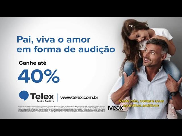 Dia dos Pais na Telex