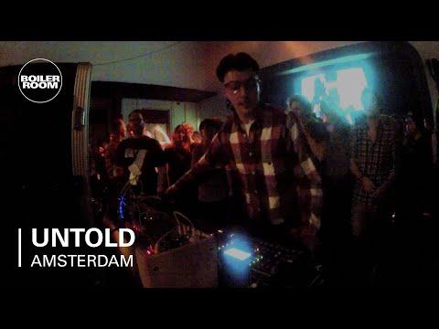 Untold Boiler Room Amsterdam x Dekmantel Live Set