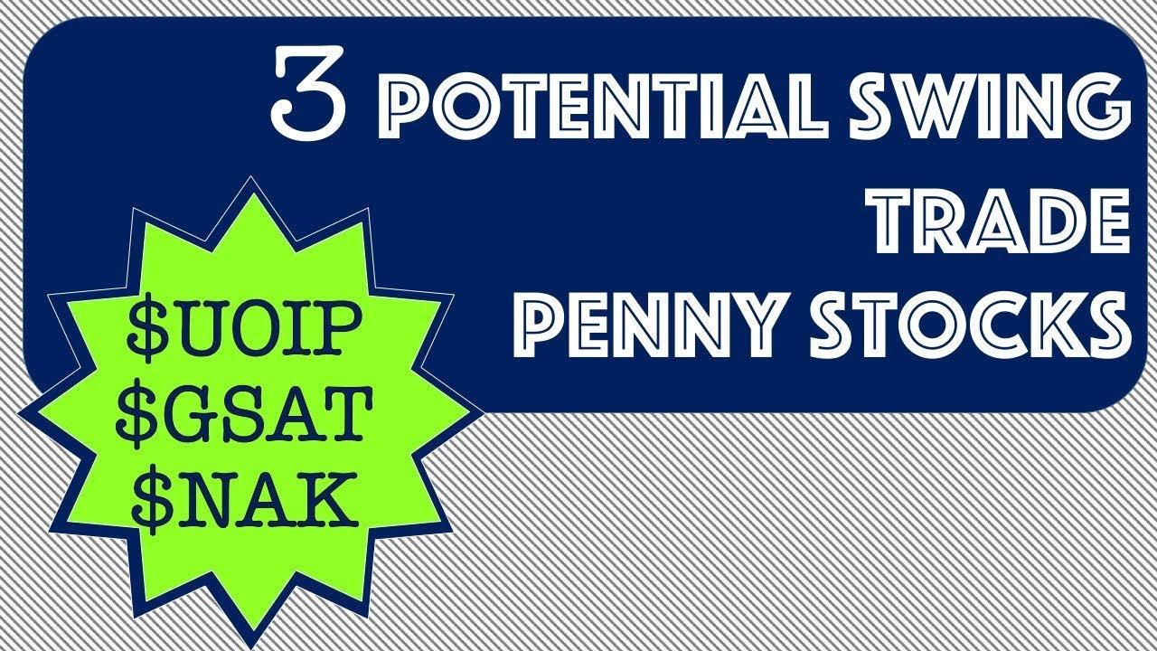 3 potential swing trade penny stocks | Stock Market ...