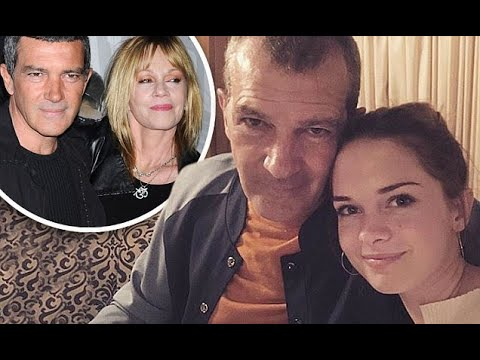 Melanie Griffith shares photo from dinner with exhusband Antonio Banderas and their daughter Stella
