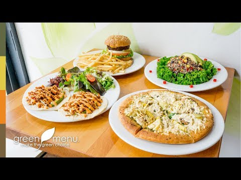 One Veg World | Green Menu Restaurant Teaser