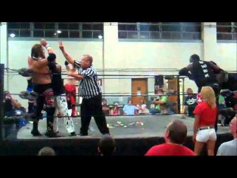 Milestone Wrestling: Tennessee Pride vs. Blood Money