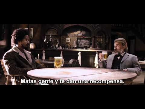 Django Sin Cadenas - Tráiler subtitulado