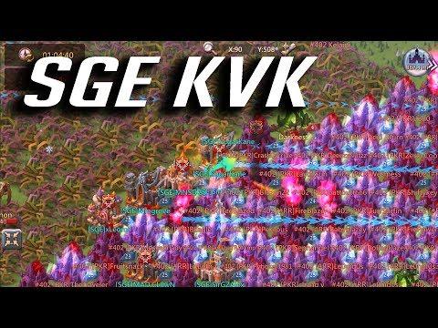 Lords Mobile SGE Kingdom Clash