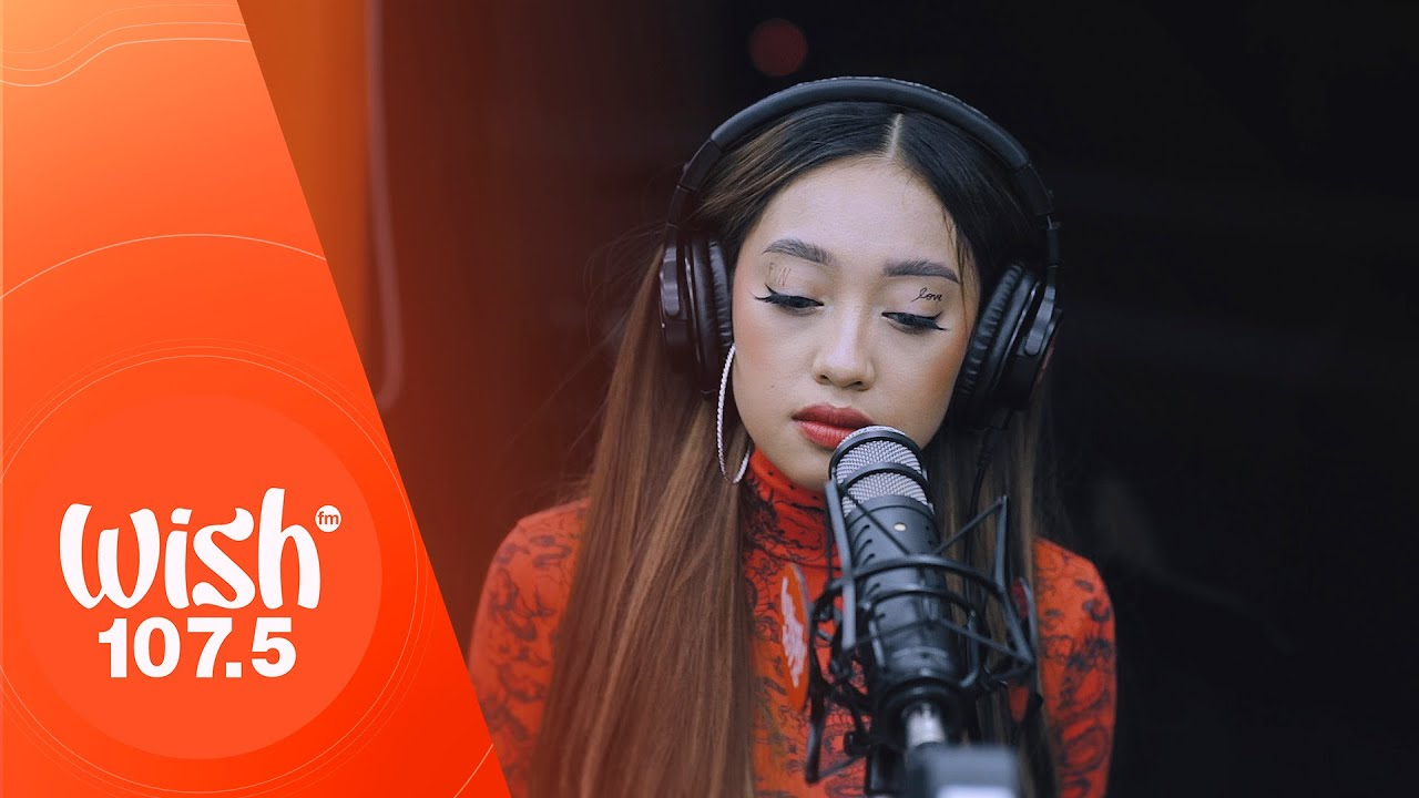 """Fana performs """"Out"""" LIVE on Wish 107.5 Bus"""