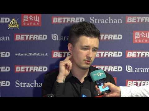 Kyren Wilson [R2] Post - 2017 World Snooker