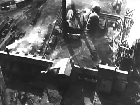 U.S. ARMY AIR CORPS RECRUITING TRAILER - WORLD WAR II - CharlieDeanArchives / Archival Footage