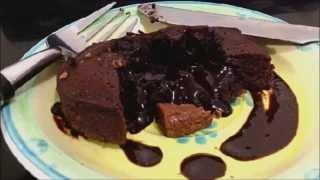 Easy Brownie Lava Cake | Tmj Cooks