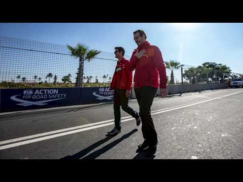 """""""Sound is a waste of energy"""" - Lucas di Grassi (3/4)"""