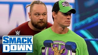 John Cena accepts Bray Wyatt's Firefly Fun House invitation: SmackDown, March 27, 2020