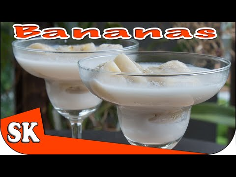 Bananas in Coconut Milk – Easy Thai Dessert