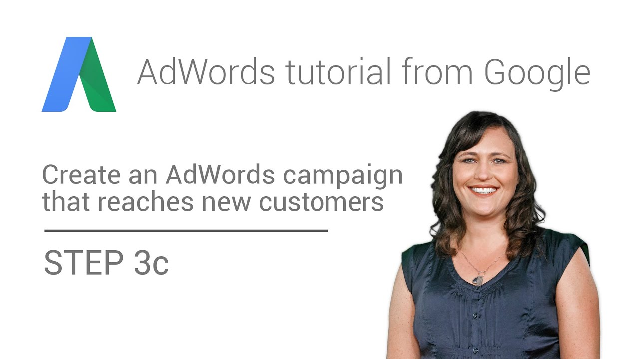 how to create a youtube campaign in adwords