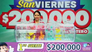 sorteo loteria 5974 20 ene 17