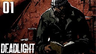 Deadlight: 100% Walkthrough Part 1 - Welcome to Seattle (No Commentary)
