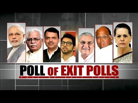 Exit Polls Predict Easy Win For BJP In Maharashtra, Haryana