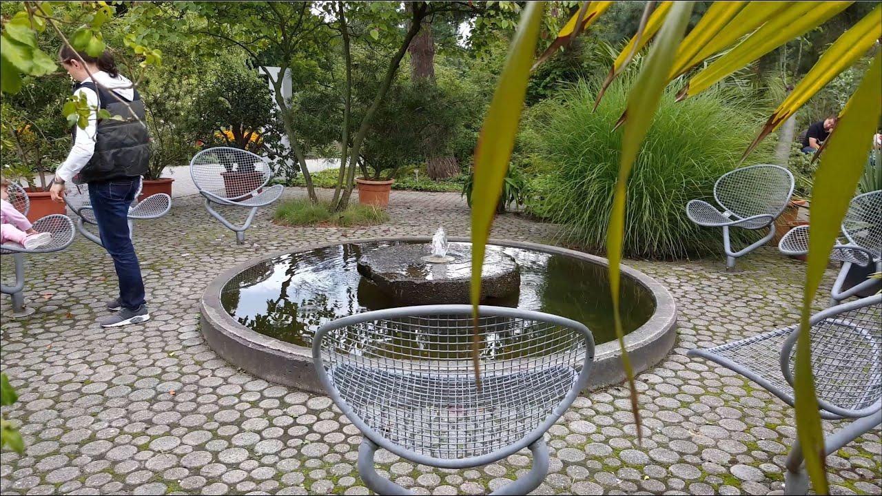 botanischer garten der ruhr universit t bochum youtube. Black Bedroom Furniture Sets. Home Design Ideas