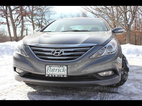 2014 Hyundai Sonata Test Drive Chicago News