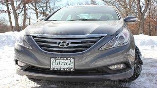 2014 Hyundai Sonata - Test Drive - Chicago News