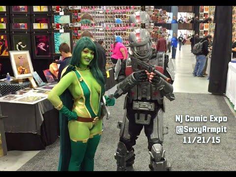 New Jersey Comic Expo 2015