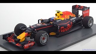 Modelissimo: Spark RED BULL TAG HEUER RB 12