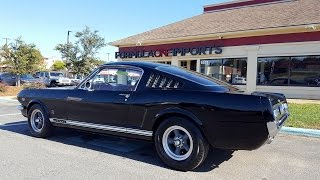 1965 Ford Mustang GT Fastback 2+2 - For Sale - Formula One Imports Charlotte