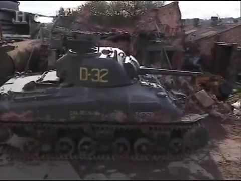 Battle Stations: Sherman Assault (War History Documentary)