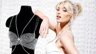 Elsa Hosk unveils $1 mln Victoria's Secret 2018 Fantasy Bra