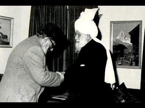 Prof  Dr. Abdus Salam the Persecuted Ahmadiyya Muslim Nobel Laureate