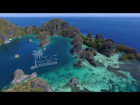 Paradise On Earth, Raja Ampat, Indonesia
