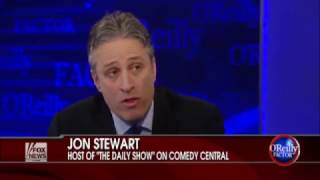 Jon Stewart on The O'Reilly Factor 2010.02.03 Unedited