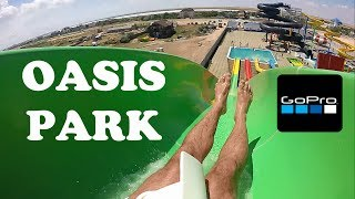Аквапарк Oasis GoPro 4. Геническ