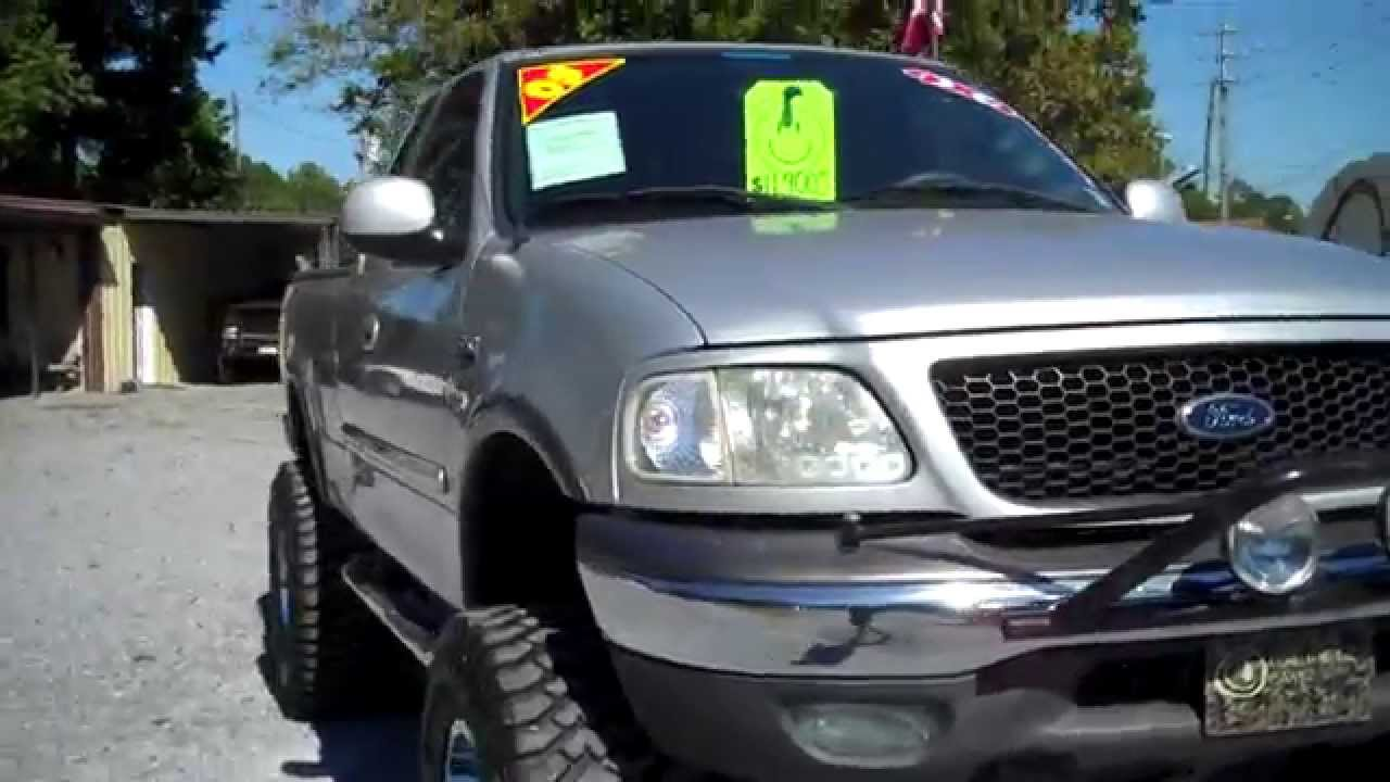 ... 150 XLT V8 4X4 FOR SALE!! LEISURE USED CARS 850-265-9178 - YouTube