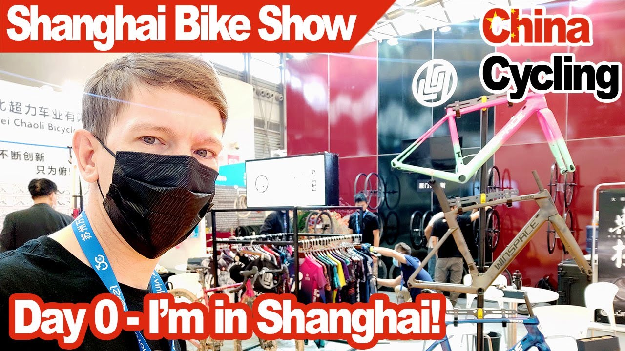Download 2021 Shanghai Bike Show - Day 0: What do you wanna see?